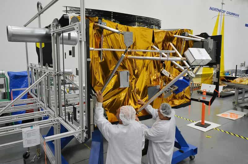 James Webb Weltraumteleskop